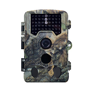 cheap CCTV Cameras-HD 1080P Hunting Camera H881 16MP 20M Infrared Night Vision Wildlife Scouting Hunting Trail Camera Fast Trigger Time 120 Angle