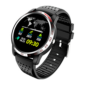 cheap Smartwatches-W3 Smartwatch Bluetooth Fitness Tracker Support Heart Rate Monitor/ ECG Compatible IOS/Android Phones