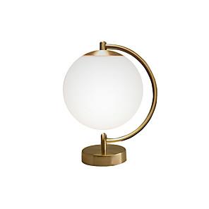 cheap Cell Phones-Table Lamp New Design Artistic / Modern Contemporary For Living Room / Bedroom Metal 110-120V / 220-240V Gold