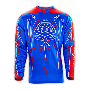 cheap Car DVD Players-19 new U.S. Motorcycle Jersey off road cycling suit defend wear-resistant fall resistant mountain bike downhill bike long sleeve