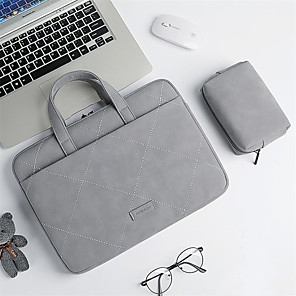 cheap Sleeves,Cases & Covers-Laptop and Mouse Bag 14 15 inch Laptop Bag Computer Sleeve Case Handbags Shockproof Notebook Cover For Laptop MacBook Air Pro