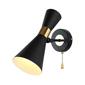 abordables Luces de Pared Interior-Estilo nórdico Lámparas de pared Luz de pared 220-240V