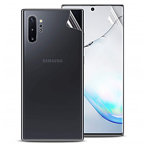 cheap Car Body Decoration & Protection-Ultra-thin front and rear TPU hydrogel protective film Samsung Note8 9 10 Note10Plus hydrogel protective film