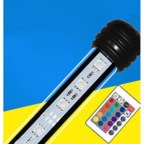 cheap Pumps & Filters-Aquarium LED Light White Energy Saving LED Lamp 220 V V Plastic