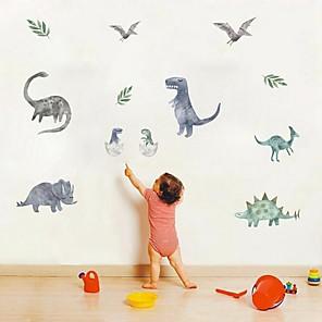 cheap Wall Stickers-Decorative Wall Stickers - Plane Wall Stickers Animals Nursery / Kids Room