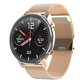 cheap Smartwatches-L11 Bluetooth Fitness Tracker Support ECG+PPG/Heart Rate/Blood Pressure Monitor Smartwatch for Samsung/Iphone/Android Phones