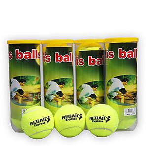 cheap Tennis-Tennis Tennis Balls Portable / Durable Chemical Fiber / Rubber