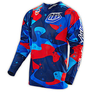 cheap Car DVD Players-TLD speed down cycling suit long sleeve top men's long sleeve cross country motorcycle Jersey suit racing suit customization