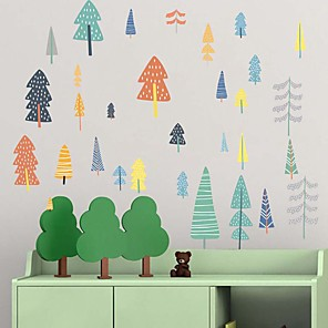 cheap Wall Stickers-Decorative Wall Stickers - Plane Wall Stickers Animals Nursery / Kids Room