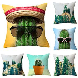 cheap Pillow Covers-5 pcs Throw Pillow Simple Classic 45*45 cm