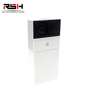 cheap Video Door Phone Systems-RSH Smart Home 720P HD Wireless Camera Security And Two-way Video Pir Motion Detection Night Vision Wifi Smart Video Doorbell
