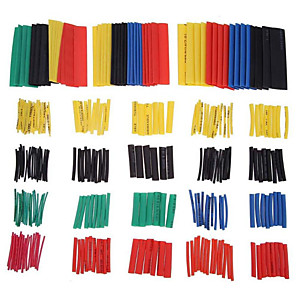 cheap Other Hand Tools-328Pcs Car Electrical Cable Tube kits Heat Shrink Tube Tubing Wrap Sleeve Assorted Hand tool combination