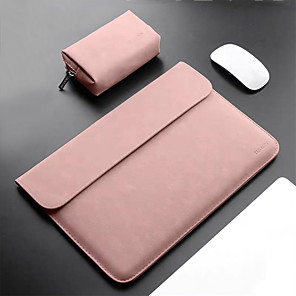 cheap Sleeves,Cases & Covers-PROWELL 14 Inch Laptop Notebook Ultrabook Sleeve Bag and Mouse Bag