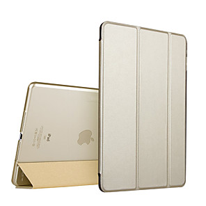 cheap iPad case-Essidi Soft Silicone Case For iPad 2 3 4 5 6th Generation Foldable Protective Case Ultra Tablet PC Stand Ultra-thin Protective Case for iPad 2 3 4