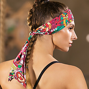 cheap Tennis-Men's Women's Tennis Headwear Headsweat Breathable Fast Dry High Elasticity Leisure Sports Outdoor / Spandex