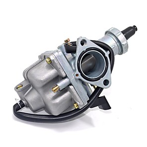 cheap Fuel Systems-CG150 Motorcycle 27mm Engine Carburetor with Carb Cable For 140cc 150cc 160cc ATV Motorbike Carb Pit Bike PZ27