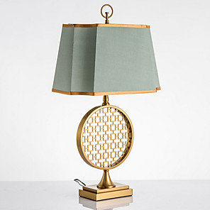 cheap Table Lamps-Table Lamp Decorative Modern Contemporary For Bedroom 220V Gold