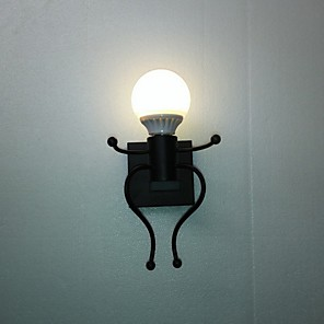 cheap Wall Sconces-Nordic Style Wall Lamps & Sconces Wall Light 220-240V