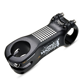 povoljno Ručke i lule volana-WAKE® 31.8 mm Kormilo -10 stupanj 80 mm Aluminum Alloy Mala težina Ποδηλασία Visoke čvrstoće za Biciklizam