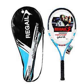 cheap Tennis-Tennis Tennis Rackets Durable Aluminum Alloy / Nylon