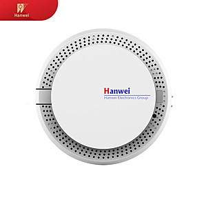 cheap Security Sensors & Alarms-Hanwei YB010 5 years Enhanced Optical Smoke Detector Fire Alarm, Fast Response Fire Detector CE Approval
