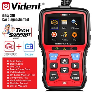 cheap OBD-Vident iEasy310 OBD2 Scanner OBDII Code Reader and Car Diagnostic Tool OBD2 Automotive Scanner