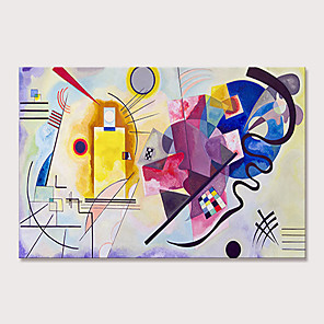 cheap Famous Paintings-Mintura Large Size Hand Painted Abstract Famous Oil Paintings on Canvas Pop Art Wall Pictures For Home Decoration No Framed