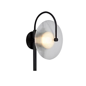cheap Indoor Wall Lights-Glass Living Room Wall Lamp Post-Modern Simple Aisle Creative Personality Bedside Lamp