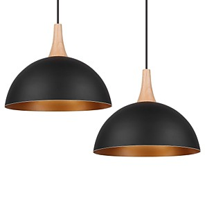 cheap Pendant Lights-2PCS Nordic Modern Simple Creative Personality Dining Room Living Room Study Bedroom Cafe Art Chandelier