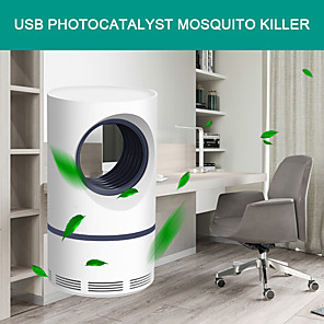 cheap Car DVD Players-Xiaomi Mosquito-Killer Lamps Big ABS White