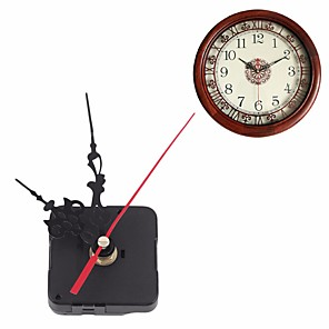 cheap Other Hand Tools-Clocks Parts Quartz Clock Movement Mechanism Repair Parts Hands Replacement Parts Kit Set DIY