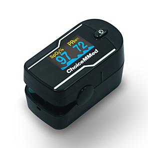 povoljno Thermometers-MD300C21C Pulsni oksimetar za Dnevno Ergonomski dizajn Pulsni oksimetar za Odrasli