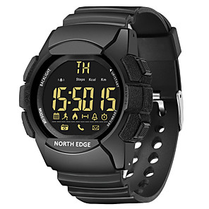 cheap Smartwatches-NORTH EDGE 33-months Long Battery-life Water-resistant Sport Watch
