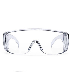 cheap Cell Phone Charms-Goggles Labor Protection Anti Saliva Spray Splash Multi-function Children's Protective Glasses Breathable Men and Women Myopia can Wear