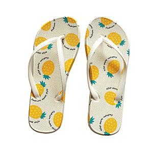 cheap Women's Sandals-Women's Sandals Flat Sandals Summer Flat Heel Open Toe Daily PU Yellow / Fuchsia
