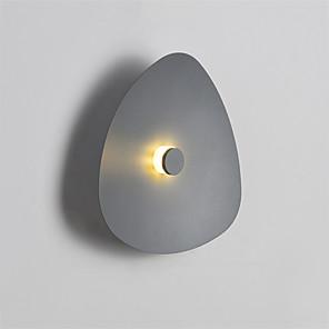 cheap Indoor Wall Lights-Mini Style / Eye Protection LED / Modern LED Wall Lights Bedroom / Kids Room Metal Wall Light IP20 110-120V / 220-240V 5 W