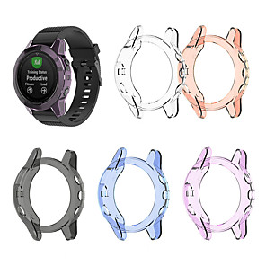 cheap Smartwatch Bands-Cases For Fenix 5x /5x plus/ Fenix 5s / Fenix 5/5 plus  TPU Compatibility Garmin