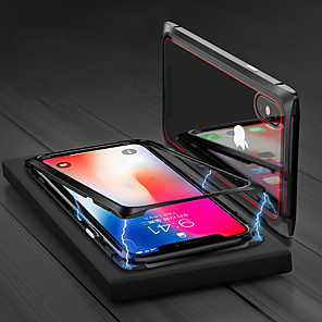 cheap Smartwatches-iPhoneX / XS Ultra-strong Tempered Glass Can Not Break The Wanciwang Mobile Phone Case 7/8 Four-corner Metal Drop-proof And Impact-proof 2020 Latest Generation Wanciwang 7 / 8Plus Tempered Glass Prote