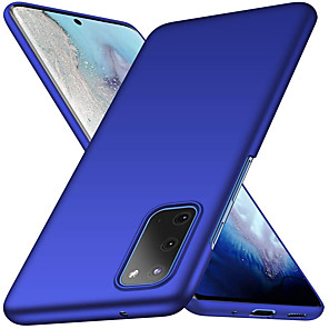 cheap Samsung Case-Case For Samsung Galaxy S20 / S20 Plus / S20Ultra Ultra-Thin Silky Matte Finish Hard PC Material Protective Cover for Samsung Galaxy S10 / S10 Plus / S10e / Note 10 / Note 10 Plus