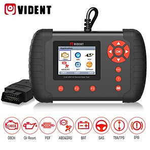 cheap Video Door Phone Systems-Vident iLink450 Full Service OBD2 Scan Tool Live Data EPB Oil Service ABS SRS Reset Battery Configuration etc
