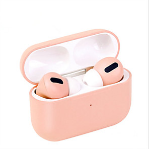 cheap TWS True Wireless Headphones-LITBest Air Pro 3 TWS True Wireless Earbuds Wireless Bluetooth 5.0 Stereo Dual Drivers with Charging Box Smart Touch Control for Premium Audio