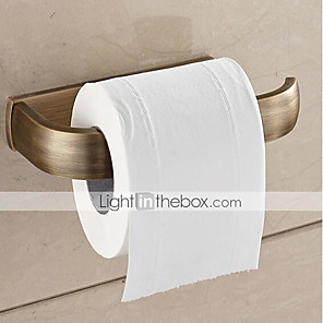 cheap Abstract Paintings-Toilet Paper Holder New Design Contemporary Brass 1pc - Bathroom Single Wall Mounted