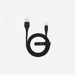 cheap Cell Phone Cables-Micro USB Cable 3 A 1.0m(3Ft) Normal TPE USB Cable Adapter For iPhone