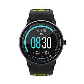 cheap Door Locks-NORTH EDGE N21 Unisex Smartwatch Android iOS Bluetooth Touch Screen Heart Rate Monitor Blood Pressure Measurement Information Anti-lost Pedometer Call Reminder Sleep Tracker Sedentary Reminder Find