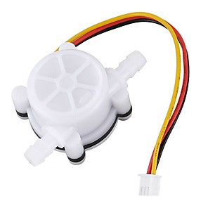 cheap Sensors-G1/4inch 0.3-3L/min Water Coffee Flow Hall Sensor Switch Meter Flowmeter