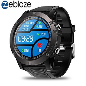 cheap Smartwatches-Zeblaze VIBE3 PRO Unisex Smartwatch Android iOS Bluetooth Waterproof Heart Rate Monitor Blood Pressure Measurement Distance Tracking Information Pedometer Call Reminder Activity Tracker Sleep Tracker