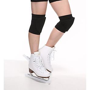baratos Patins-Acessórios de Dança / Belay & Rappel Devices para Ioga / Dança Latina / Patinação no Gelo Unisexo Resistente ao Choque Elastano 1 par Preto / Fúcsia