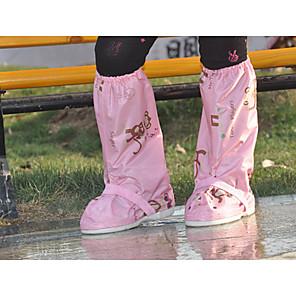cheap Shoes Covers & Rainshoes-PVC(PolyVinyl Chloride) Shoe Cover Unisex Sports & Outdoor Blue / Pink / Dark Blue