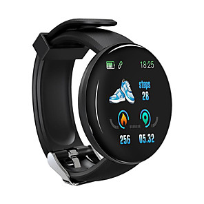 cheap Smartwatches-Factory OEM VO369D Men Women Smart Bracelet Smartwatch Android iOS Bluetooth Waterproof Touch Screen Heart Rate Monitor Sports Long Standby Pedometer Call Reminder Activity Tracker Sleep Tracker