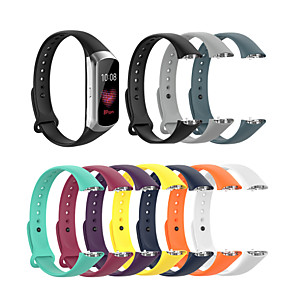 cheap Smartwatch Bands-Watch Band for galaxy fit SM-R370 / Samsung Galaxy Fit SM-R370 Samsung Galaxy Sport Band Silicone Wrist Strap